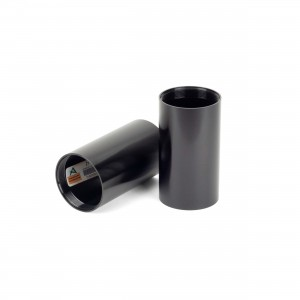 Ultimate Ride/Smooth Ride Shock Can Kit (Black)
